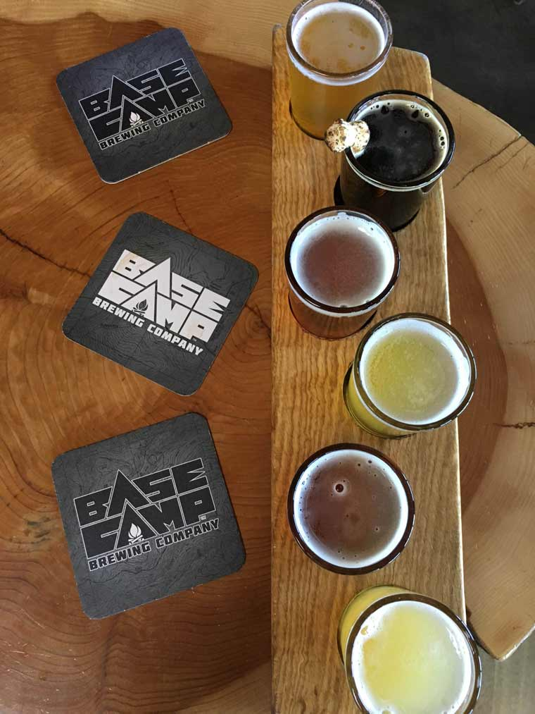 base camp brewing