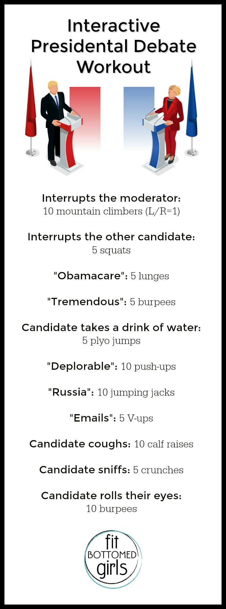 debate workout