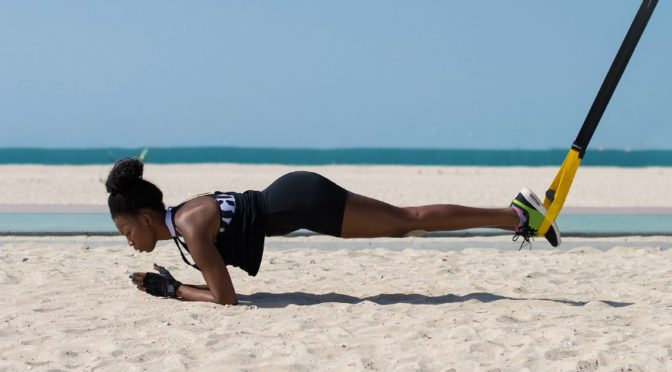 Pre-Run Core and Upper-Body Workout