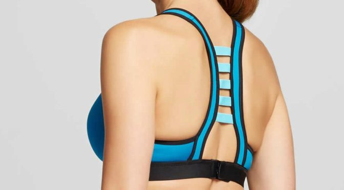 Sports Bras That Bring Sexy Back