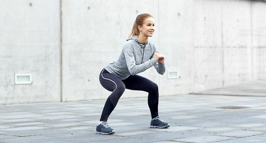 26 Bodyweight Exercises You Can Do Anywhere