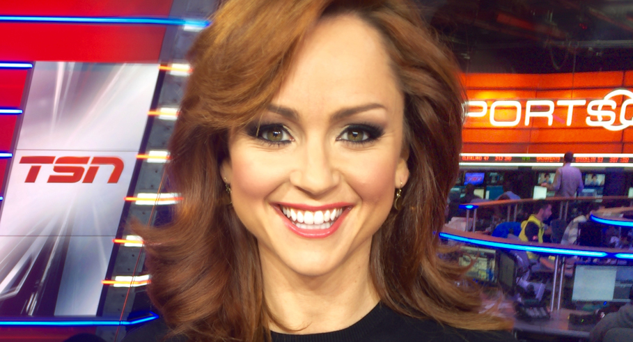 Podcast Episode 22: Kate Beirness of Canada's TSN SportsCentre