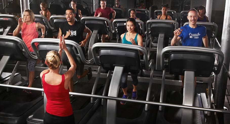 7 Reasons We Heart Crunch Fitness — And How You Can Join the Workout Party for Free