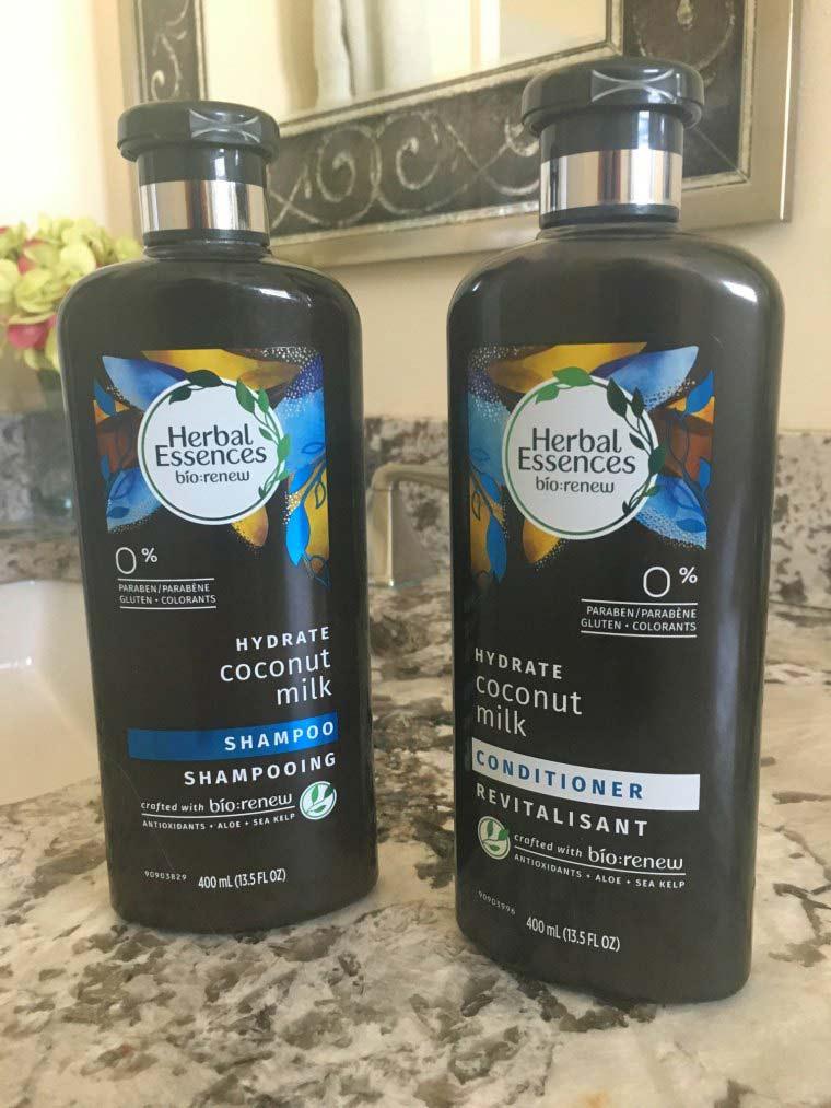 herbal essences biorenew