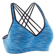ATTRACO-Womens-Light-Support-Sports-Bra-Cross-Back-Soft-Wireless-Tank-Top-0