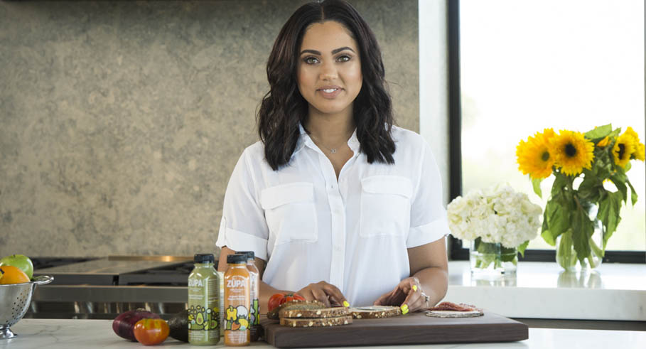 Fit Bottomed Girls Podcast Episode 24: Celebrity Chef Ayesha Curry