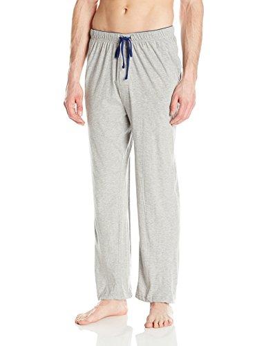 Hanes-Mens-Solid-Knit-Pant-0