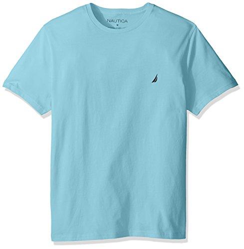 Nautica-Mens-Short-Sleeve-Solid-Crew-Neck-T-Shirt-0