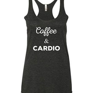 Panoware-Womens-Workout-Racerback-Tank-Coffee-and-Cardio-0