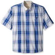 Wrangler-Mens-Big-and-Tall-Authentics-Short-Sleeve-Classic-Plaid-Shirt-0