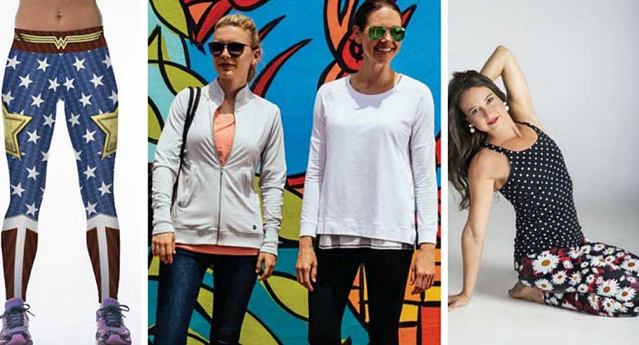 New Season, New Activewear: 4 Fresh Trends for Spring