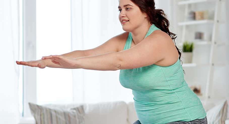 20-Minute At-Home Body-Weight Workout