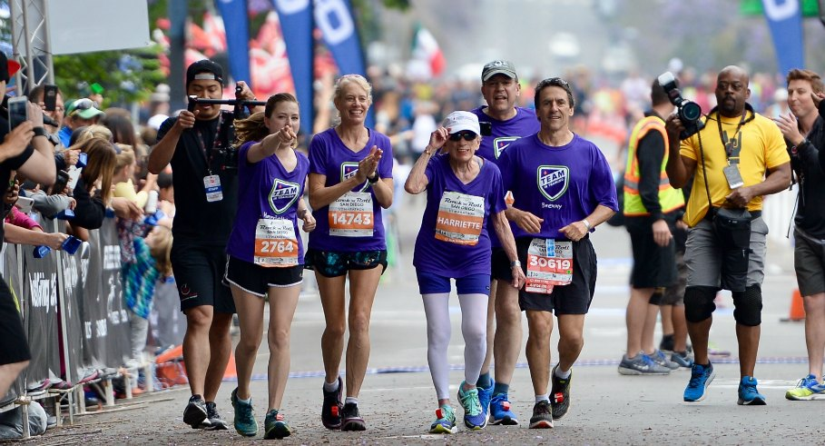 94-Year-Old Woman Inspires Us All to Run With Purpose