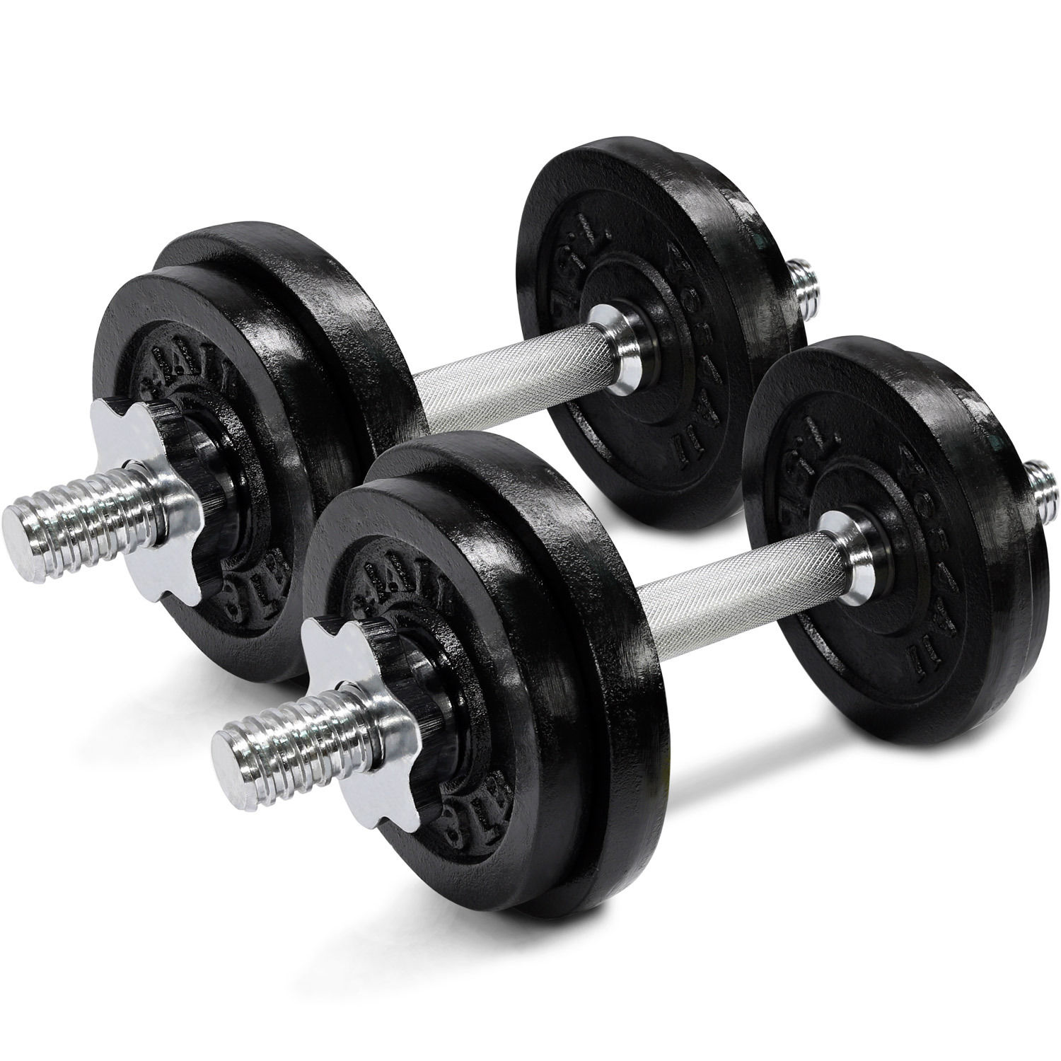 Dumbbell Set Up To 50: Yes4All 50 Lbs Adjustable Dumbbell Set Weight Fitness Gym