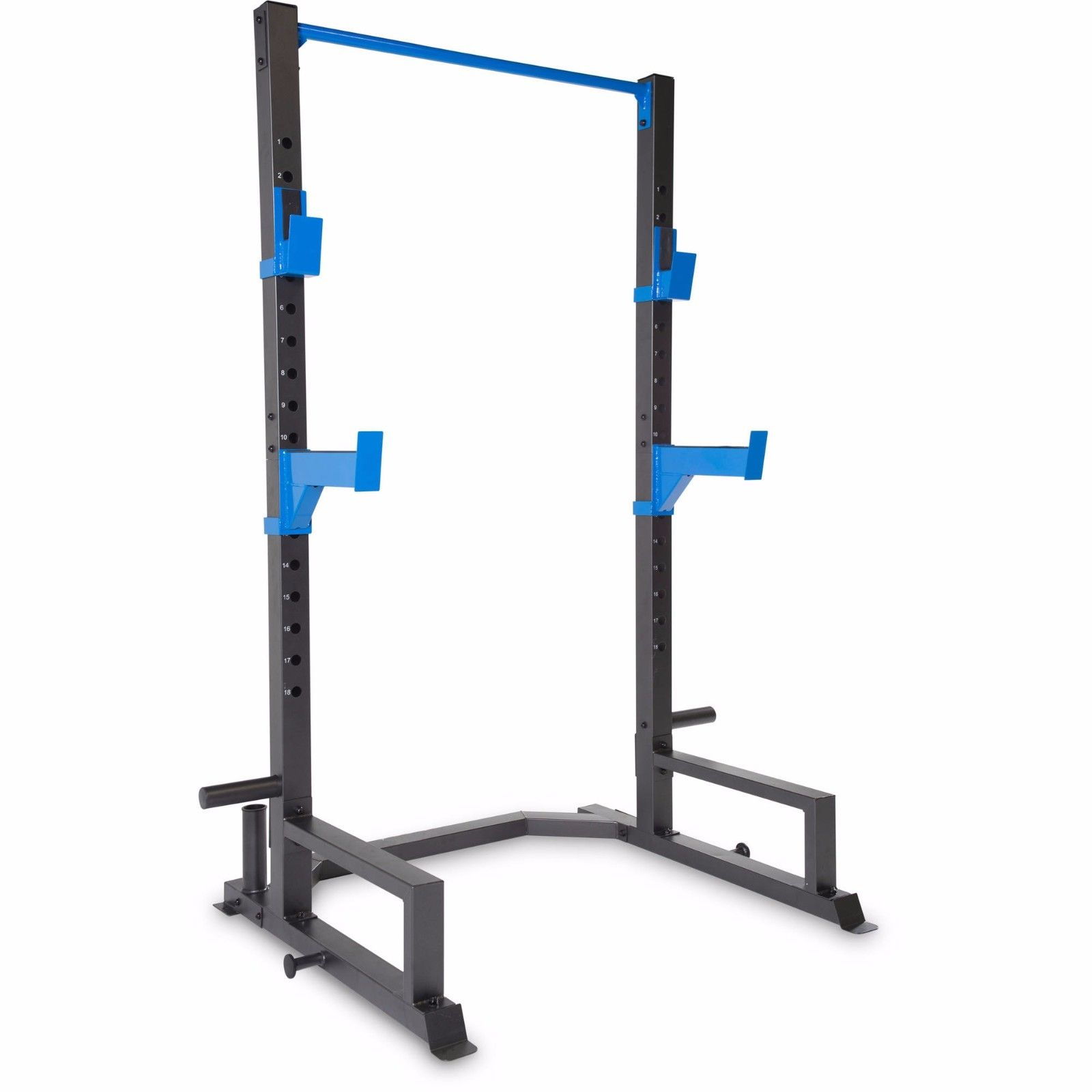 Power Lifting Cage Press Weight Rack Squat Fitness Pull Up Bench New Work Out Wear