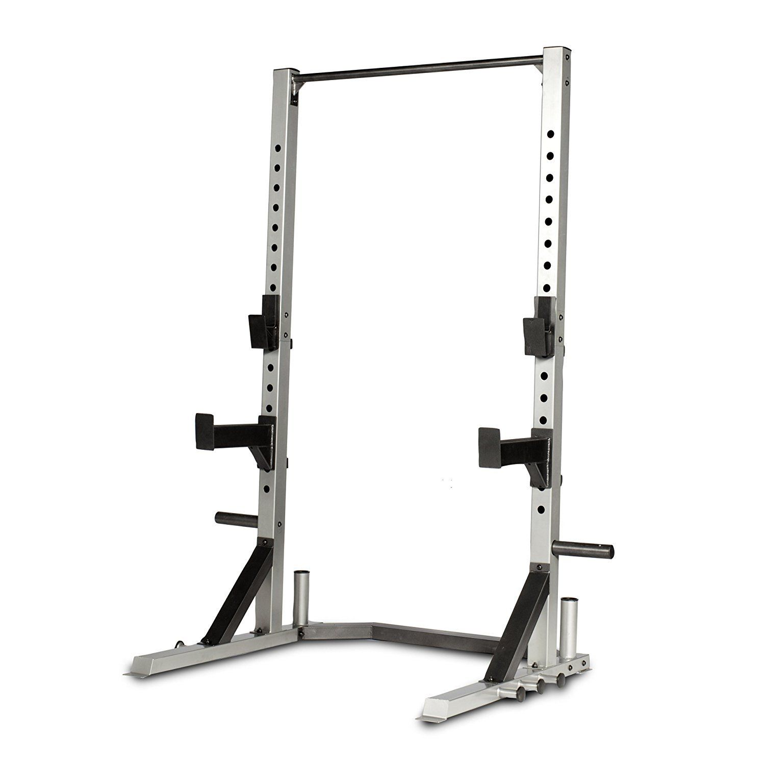 Power Rack Bench Press Safety: Strength Power Lifting Rack Weight Stand Squat Fitness