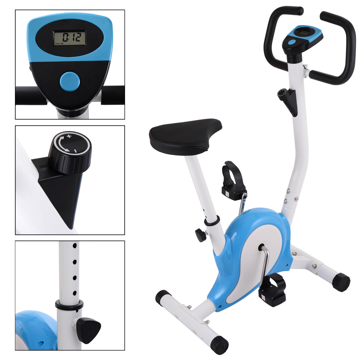 Bowflex Revolution Xp Accessories: Upright Exercise Bike Magnetic Resistance Cardio Workout