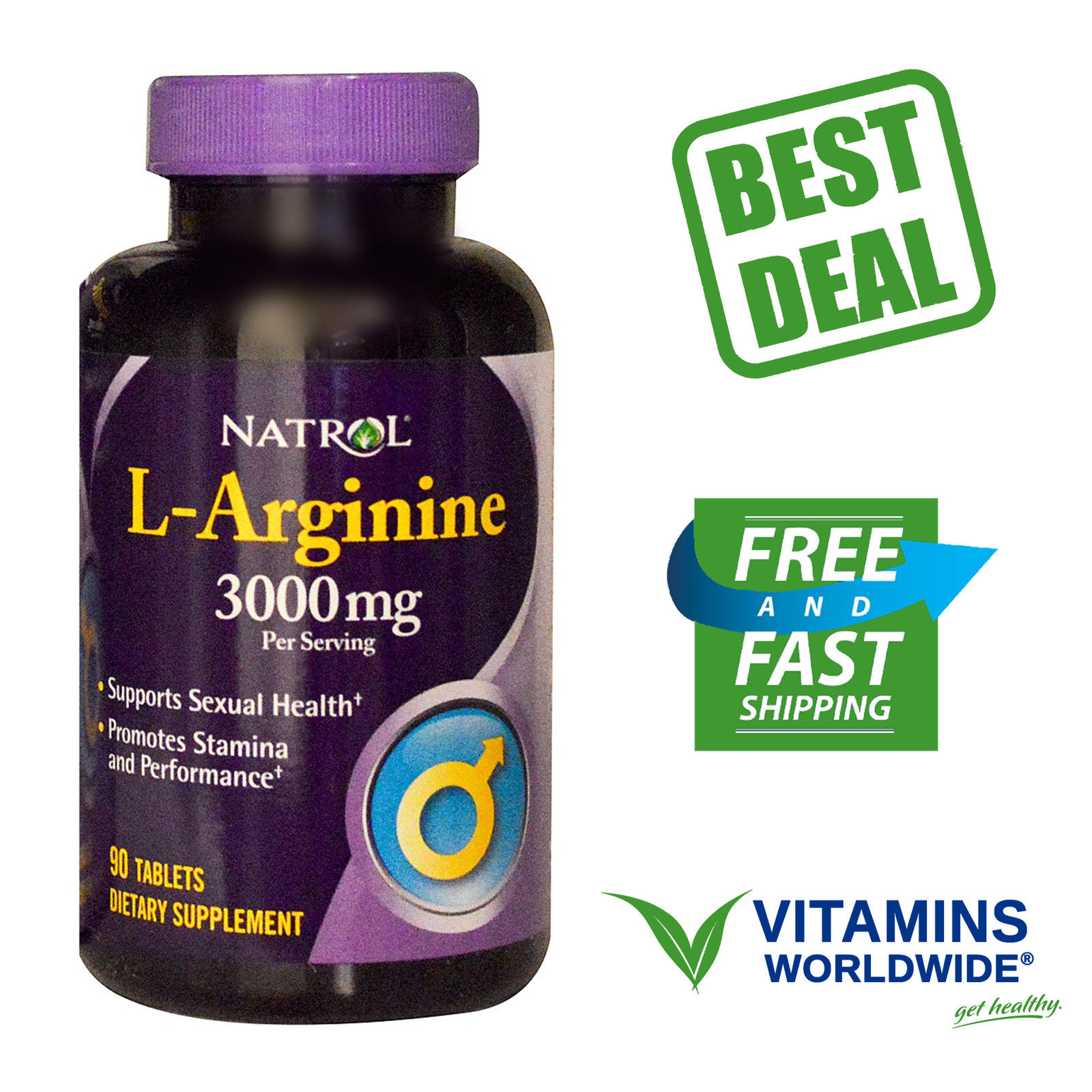 Arginine for working out