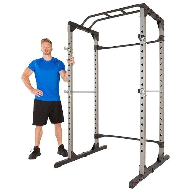 Weight Rack Walmart: Olympic Power Cage Weight Lifting Belt Squat Rack Plate