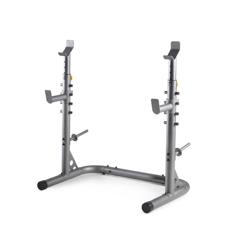 Gym Squat Rack Workout Bench Power Weight Fitness Exercise Lifting Stand Press Work Out Wear