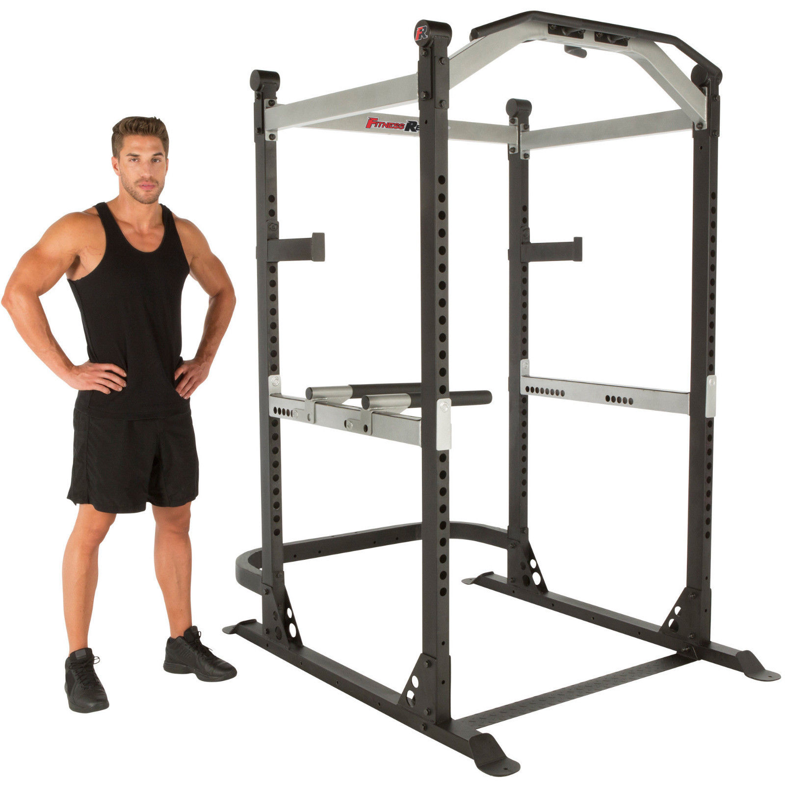 Build Squat Rack Metal