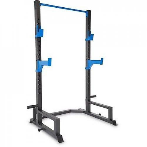 Power Rack Bench Press Safety: Power Lifing Cage Press Weight Rack Squat Fitness Pull Up