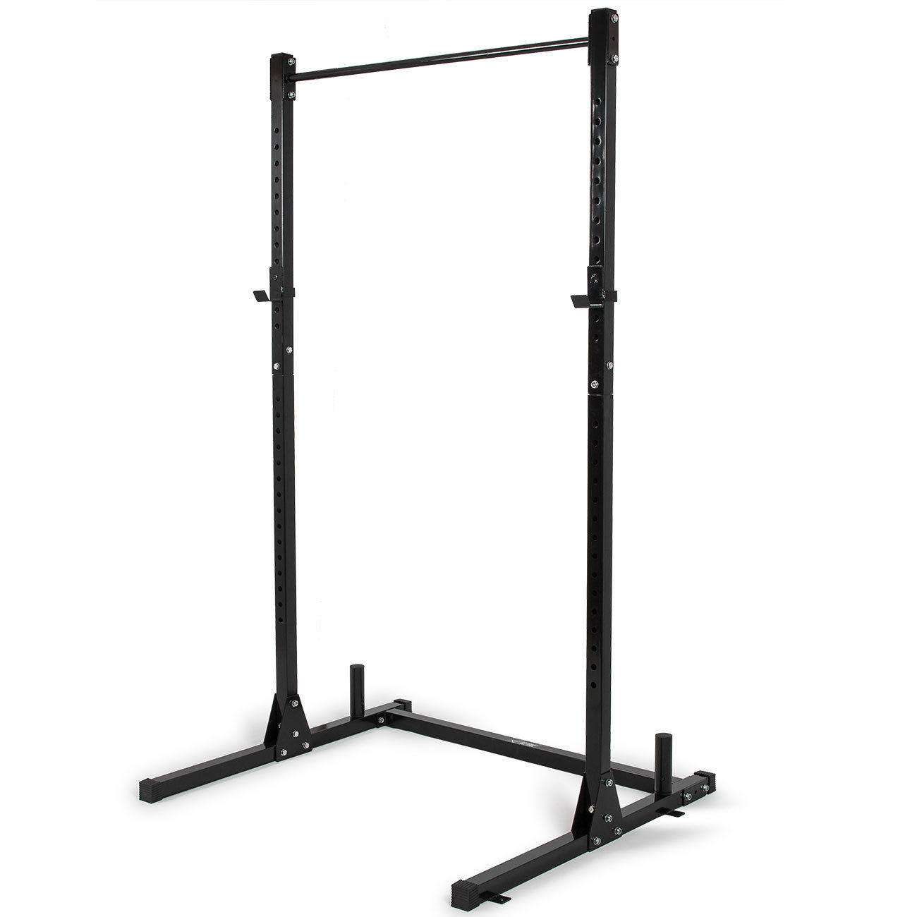 Power Lifting Rack Squat Bench Strength Deadlift Curl Pull Up Weight Stand Home Work Out Wear