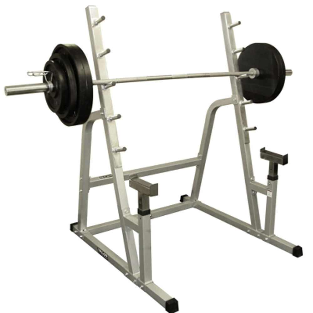 Valor Squat Bench Combo Rack Work Out Wear
