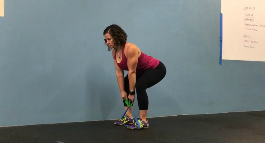 A Mini Band Strength Circuit You Can Do Anywhere