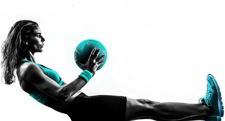 Push, Pull & Twist Countdown Workout