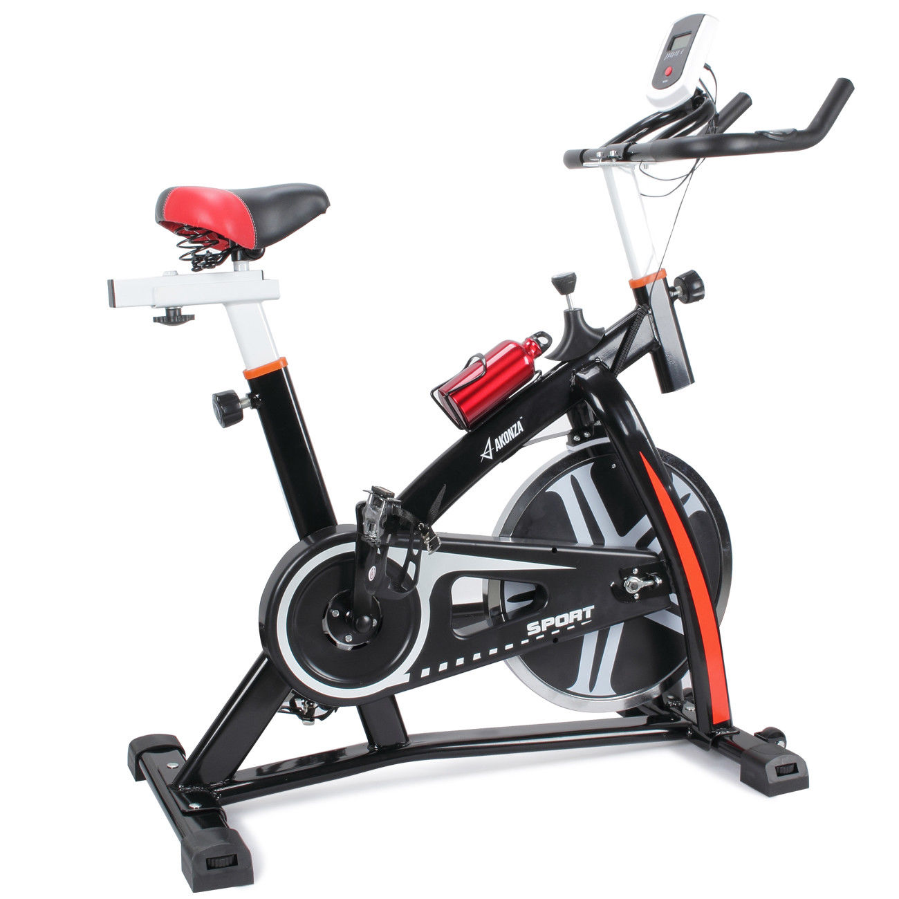 New bicycle cycling fitness exercise stationary bike