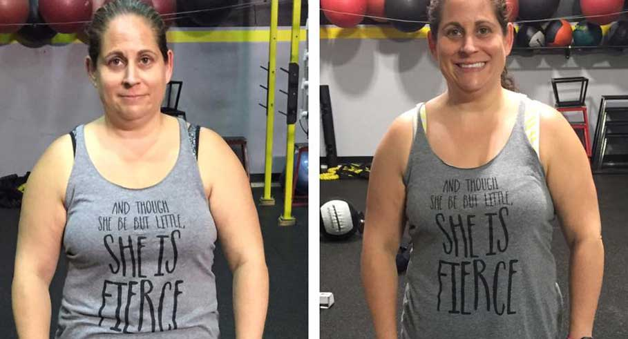 How Jodi Ditched the All-or-Nothing Mindset and Lost 8 Pounds