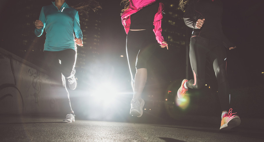 See and Be Seen: Time Change Workout Safety Tips