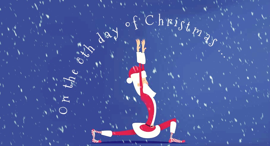 The 12 Days of Christmas Bodyweight Workout