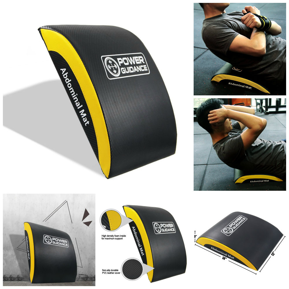 Abdominal Exercise Portable AB Mat High Density Core