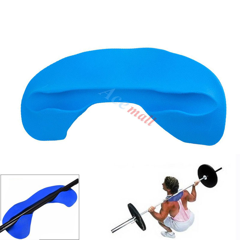 Barbell Bar Neck Shoulder Squat Pad Weightlifting Squat protector Stabilizer Pad