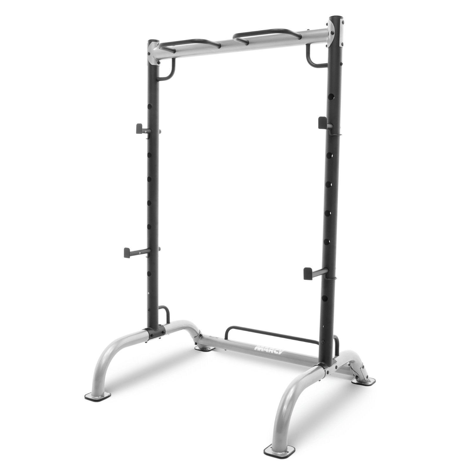 Power Rack Deadlift: MWB-70500 Squat Lift Cage Deadlift Bench