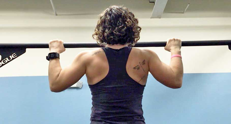 5 Mistakes to Avoid to Get Your First Pull-Up
