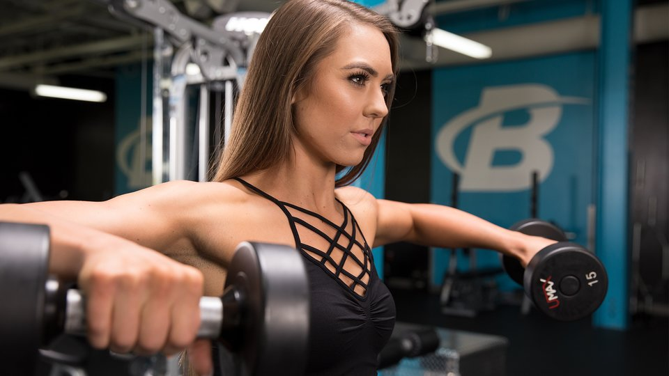 12-Move Upper-Body Workout For Women