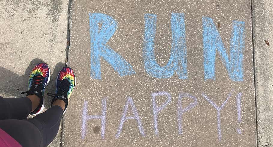 7 Ways to Run Happy